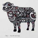 Day of the Dead Sheep