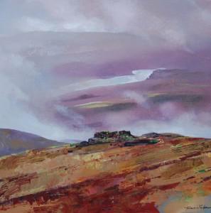 Coniston In The Mist